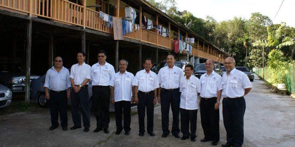 Julau – SRBI – Sarawak Rural Broadband Initiative Project